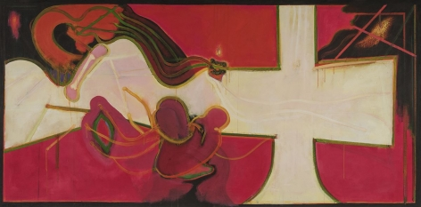 William Scharf, At the Forgiving, 1980s