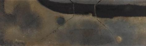 Theodoros Stamos,  Landscape, circa 1950