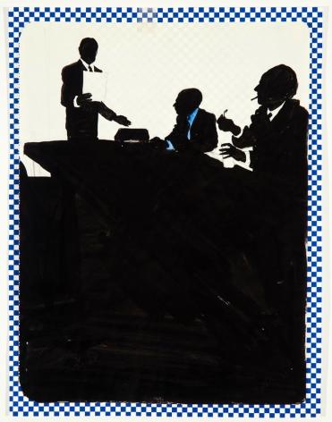 Idelle Weber (b. 1932) Three Suits, 1962