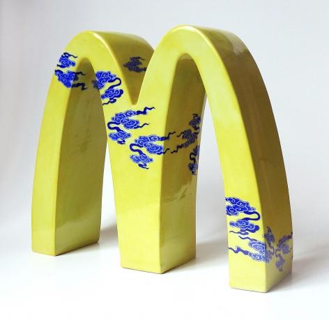 Li Lihong - McDonald's - Soaring to the Sky, 2007