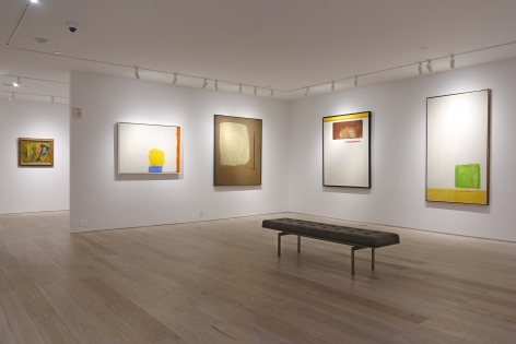 Theodoros Stamos: Contemplations on the Universal - Installation view
