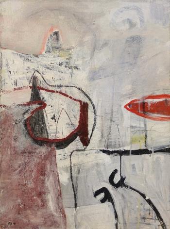 Alexis Portilla (b. 1965) Sky Above Your Life, 1992