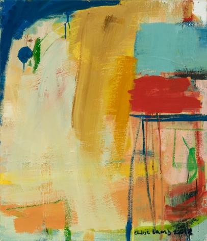 Chloë Lamb (b. 1960) The fair, 2018