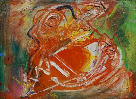 Hans Hofmann (1880-1966) The Male, 1950