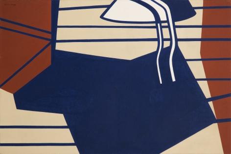 Ralston Crawford - On the Sundeck, 1948