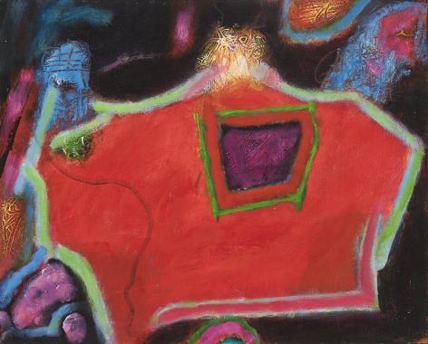 William Scharf, The Magic Fragments, 1997