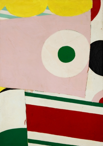 Knox Martin (b. 1923) She (Untitled), 1963–5