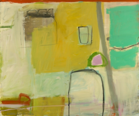 Chloë Lamb (b. 1960) Beadnell, 2017