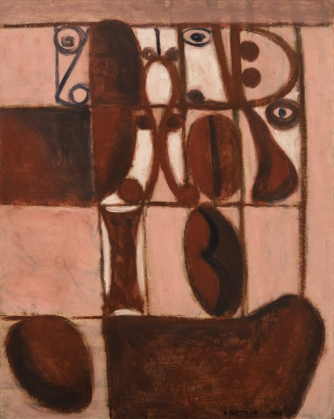 Adolph Gottlieb, Pictograph, 1942