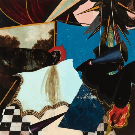Kenichi Hoshine b. 1977) Stereograph, 2019