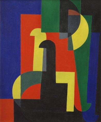Louis Lozowick - Untitled, circa 1923-24