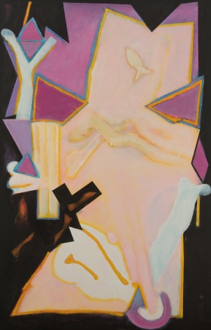 William Scharf, The Priestess Wore Herself, 2005-2007