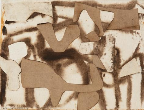 Conrad Marca-Relli (1913-2000) Untitled, circa 1970