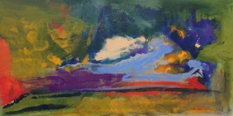 Suzanne LaFleur (b. 1983) Tranquil Sanctuary, 2014