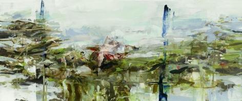 Alex Kanevsky - Hero in a Landscape, 2015 - Hollis Taggart