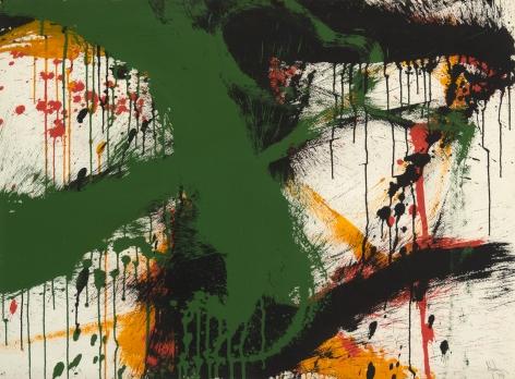Norman Bluhm (1921-1999) Steel Grass, 1964