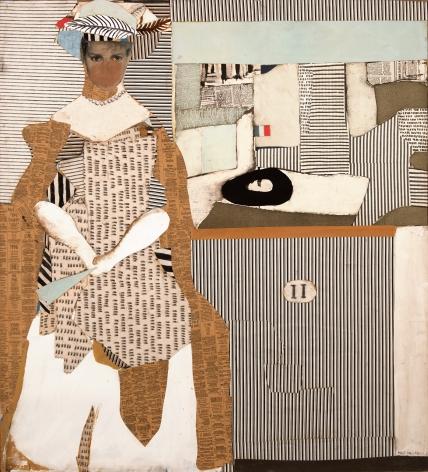 Conrad Marca-Relli - Waiting (L-10-81-82), 1981-82