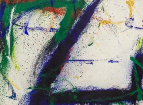 Norman Bluhm (1921-1999) Pequod, 1963