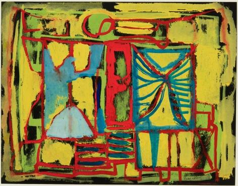 William Baziotes (1912-1963) The Doorway, 1944