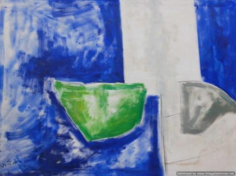 Quita Brodhead (1901-2002) Untitled, 1969