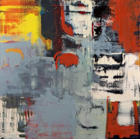 Alexis Portilla - Red Thrush, 2015 - Hollis Taggart