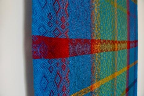 Debbie Barrett-Jones: Sixty-five Colors #2 (detail)