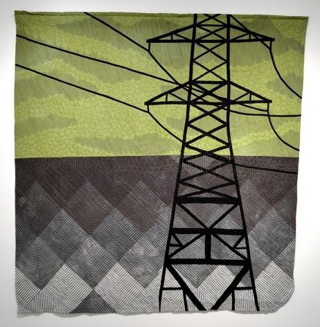 Kim Eichler Messmer: Power Lines. IA. April