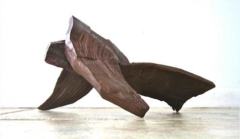 Ballykinlar, 2010,bronze,8 x 14 x 16 inches/20.3 x 35.6 x 40.6 cm