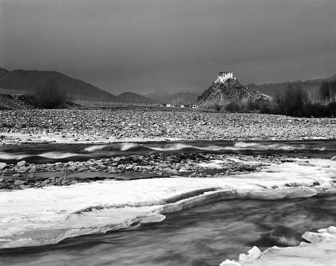 Singe River #5, Ladakh, 2001
