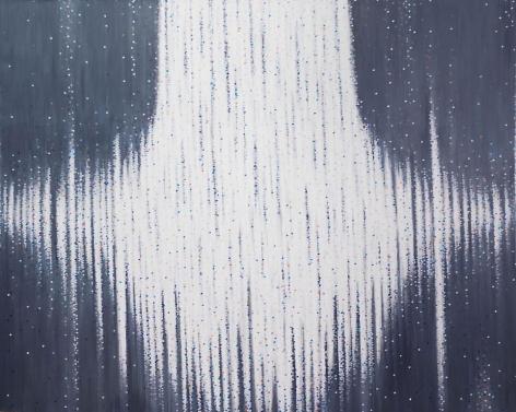 "Alchemy 12, 2010 Acrylic on canvas 60 x 60"""