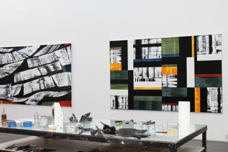 , Ricardo Mazal's studio