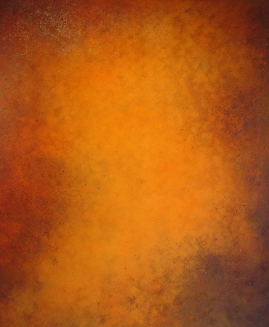 Natvar Bhavsar, Y-tira, 1971, Pure pigment on canvas, 108 x 90""