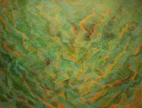 Hosook Kang, Moments V, 2005