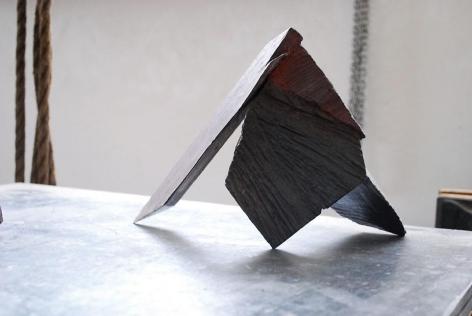 Ballyclare, 2007, bronze, 9 x 9 x 12 inches