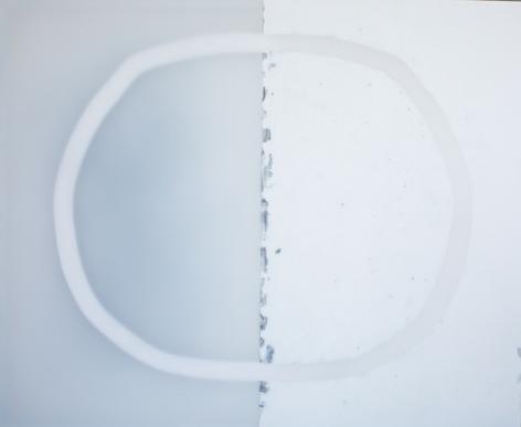 Zeit - Fliessend 1, 2019, mixed media on canvas, 72 x 89 inches/182.9 x 226.1 cm