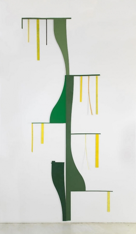 Merrill Wagner, Yellow Beans, 2007