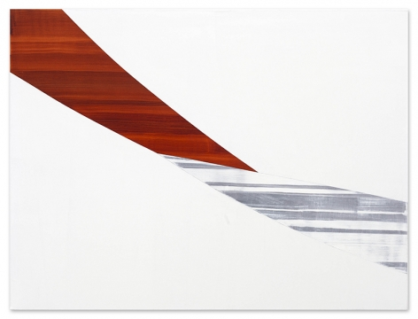 Full Circle P 9, 2020, oil on linen, 48 x 64 inches/122 x 162.6 cm