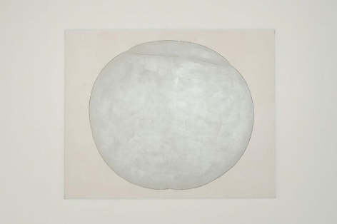 Nim Kruasaeng, Untitled, 2012, acrylic on canvas, 63 x 78.7 inches