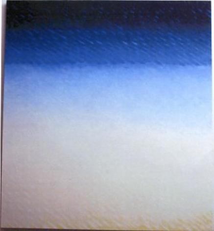 Joan Vennum, Rising to Orion, 2007, Oil on canvas, 135 x 122cm