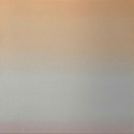 Miya Ando, Sui Getsu Ka 5, 2011, Dyed aluminum, 24 x 24 inches
