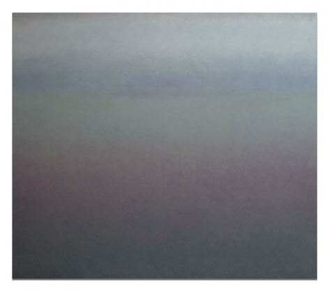 Morning in Erice, 2003,oil on canvas,52 x 60inches/132.1 x 152.4 cm