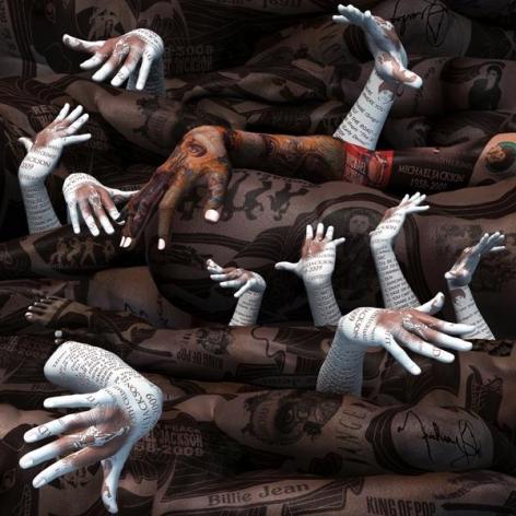 Neverland, 2009, digital print, 120cm x120cm