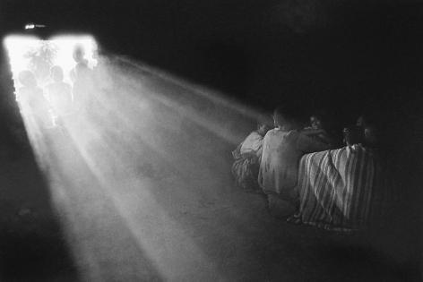 Boys fleeing from southern Sudan [refugee camp] © Sebastião Salgado/Amazonas Images, 1993