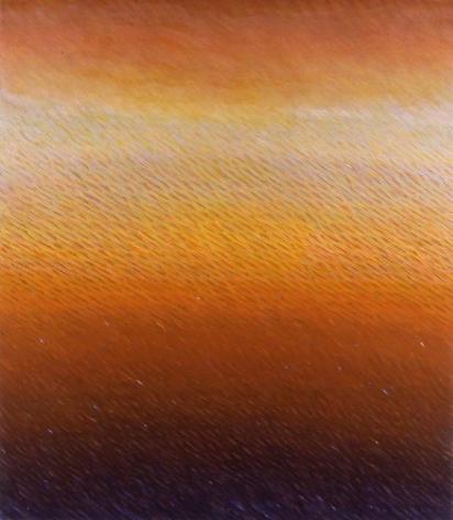 Joan Vennum, Unsuspecting Region, 2005, Oil on canvas, 80 x 70 inches