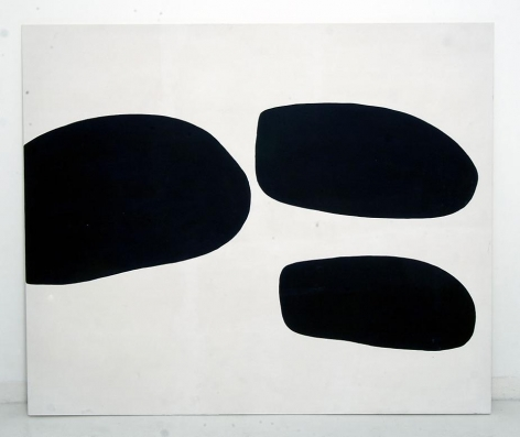 Nim Kruasaeng, Untitled, 2012, acrylic on canvas, 57.1 x 68.1 inches