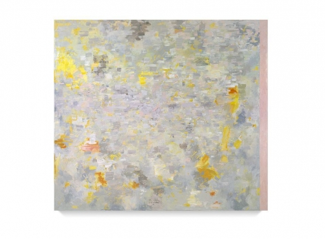 Idea of the South, 1999, oil on canvas, 96 x 108 inches/243.8 x 274.3 cm