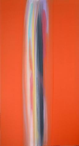 Vittorio Matino, Jawlensky's Garden, 2005, 94.75 x 51.75 inches/241 x131 cm