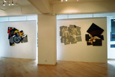 Sundaram Tagore Gallery Hong Kong, Motion Pictures February 2008