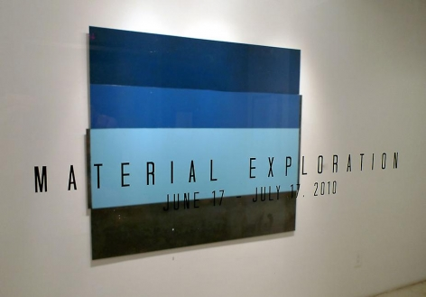 Material Exploration