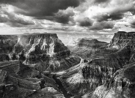 Arizona, USA [grand canyon] © Sebastião Salgado/Amazonas Images, 2010